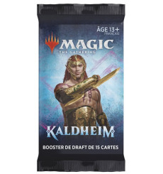 Magic The Gathering - Kaldheim - Booster