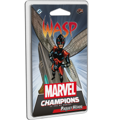 Marvel Champions extension Wasp (La Guêpe)