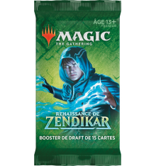Magic The Gathering: Zendikar Rising - Booster