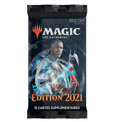 Magic The Gathering: Edition de Base 2021- Booster