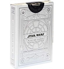 Jeu de Cartes Theory 11 - Star Wars Silver Edition - The Light Side (blanc)