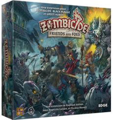 Zombicide extention Lost Zombivors