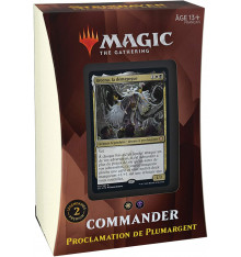 Magic The Gathering: Strixhaven - COMMANDER Proclamation de Plumargent