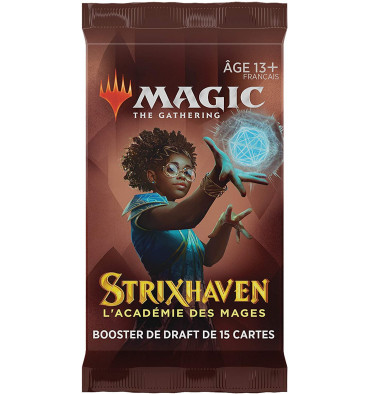 Magic The Gathering: Strixhaven - Booster