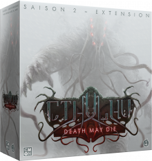 Cthulhu Death May Die extension Saison 2