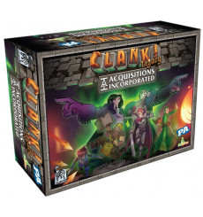 Clank Legacy Aquisitions Incorporated