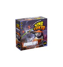 King of Tokyo ext power up