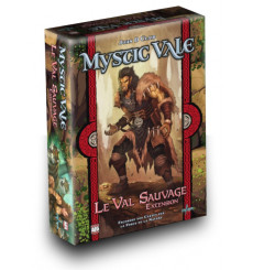Mystic Vale extension Le Val Sauvage