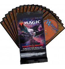 Magic The Gathering : Dungeons & Dragons Forgotten Realms - Booster