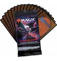 Magic The Gathering: D&D - Booster