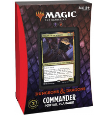 Magic The Gathering: Dungeons & Dragons - Commander Portail Planaire