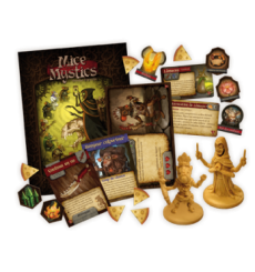 Mice and Mystics extension Le Coeur de Glorm