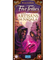 Five Tribes extension Les Artisans de Naqala