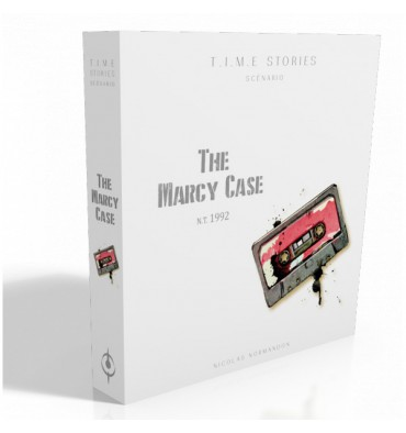 Time Stories extention The Marcy Case