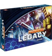 Pandemic Legacy Rouge