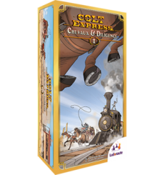 Colt Express Extension Chevaux & Diligence