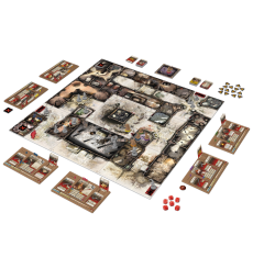 Zombicide Black Plague (Saison 1)