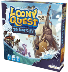 Loony Quest Lost City extension 1