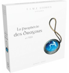 T.I.M.E Stories extension La Prophétie des Dragons