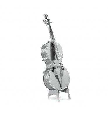 Metal Earth Bass Violon