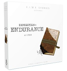 T.I.M.E Stories extension Expédition: Endurance