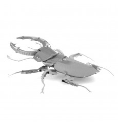 Metal Earth Coléoptère (Stag Beetle)