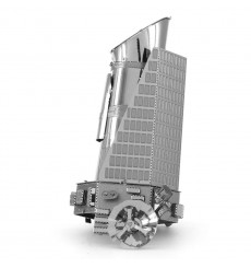 Metal Earth Kepler Spacecraft
