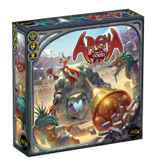 Arena : For the Gods