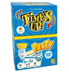 Time's up Party Jaune