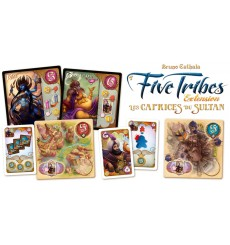 Five Tribes extension Les Caprices du Sultan
