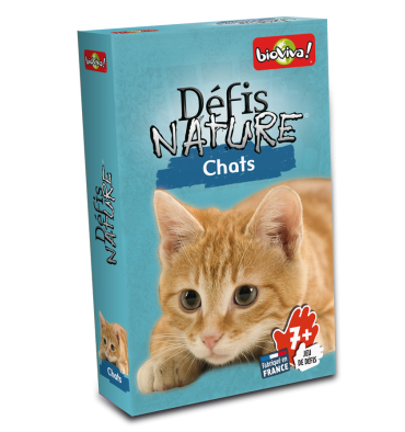 Défis Nature Chats