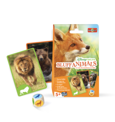 Bluff Animals Disneynature