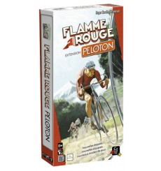 Flamme Rouge extension Peloton