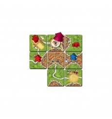 Carcassonne extension 10 Tous En Piste!