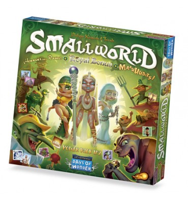 Smallworld extension Power Pack n°2