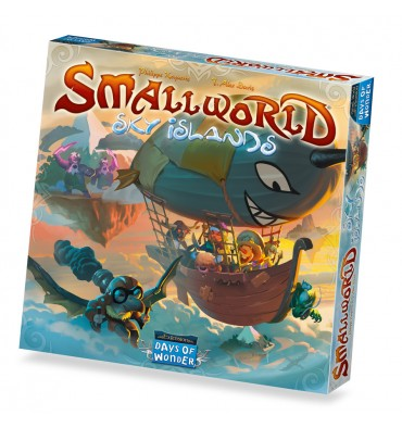 Smallworld extension Sky Islands