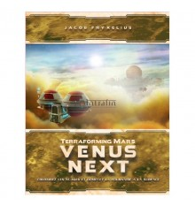 Terraforming Mars extension: Venus Next