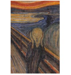 MicroPuzzle Londji The Scream MUNCH