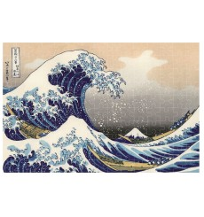 MicroPuzzle Londji The Wave HOKUSAI
