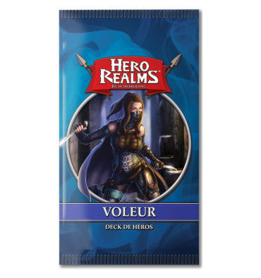 Hero Realms : Deck de Héro Voleur