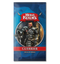 Hero Realms : Deck de Héro Guerrier