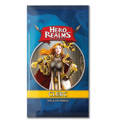 Hero Realms : Deck de Héro Clerc