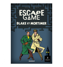 Escape Game BD : Blake et Mortimer