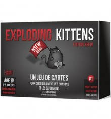 Exploding Kittens Edition Non Censurée