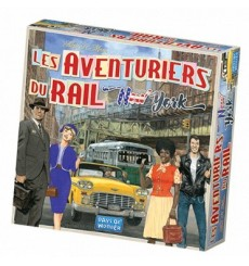 Les Aventuriers du Rail New York