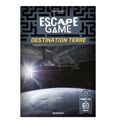 Escape Game Livre - Destination Terre