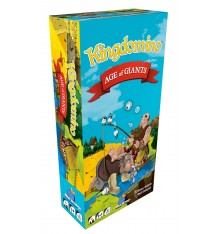 Kingdomino extension: Age of Giants