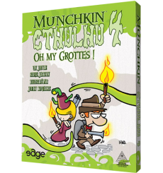 Munchkin Cthulhu 4 Oh My Grottes!