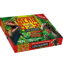 Escape Box : Dinosaures