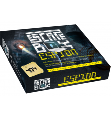 Escape Box : Espion
